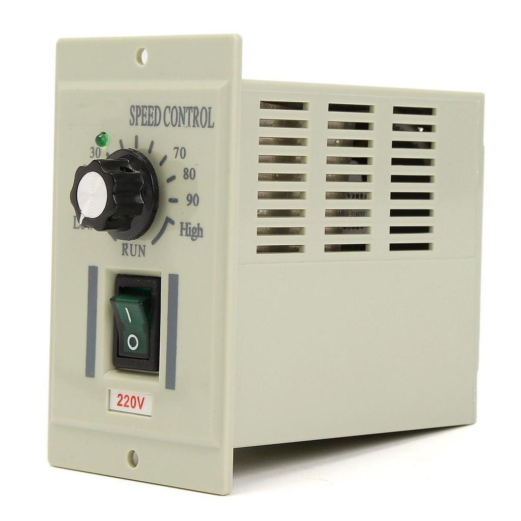 NEW AC220V 50hz Motor Speed Control Controller For DC220V 500W Motor