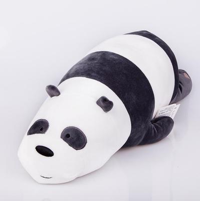 Cute We Bare Bears gift Custom Plush Toy Doll 3pcs NEW TV Hot