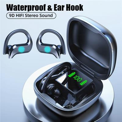 Wireless Bluetooth Earphone Sports Waterproof Touch Control Tws Earbuds Headphones With Microphone Buy At A Low Prices On Joom E Commerce Platform