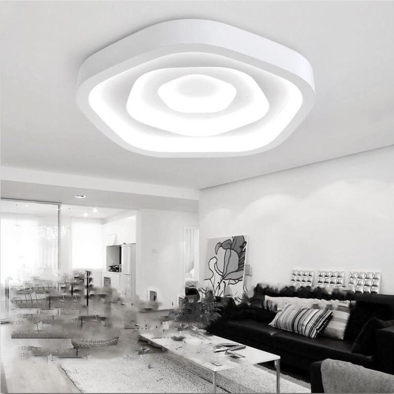 Pendant Lamp Minimalist Led Ceiling, Contemporary Living Room Ceiling Lights