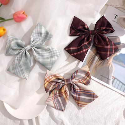 1PC Hair Jewelry Party Decoration Barrette Women's Bowknot Hairpin Hair Clips Hairstyle Decoration