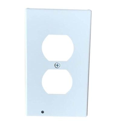 New Night Angel Duplex High Quality Durable Convenient Outlet Cover Wall Plate With Led Night Lights Ambient Light Sensor Buy At A Low Prices On Joom E Commerce Platform