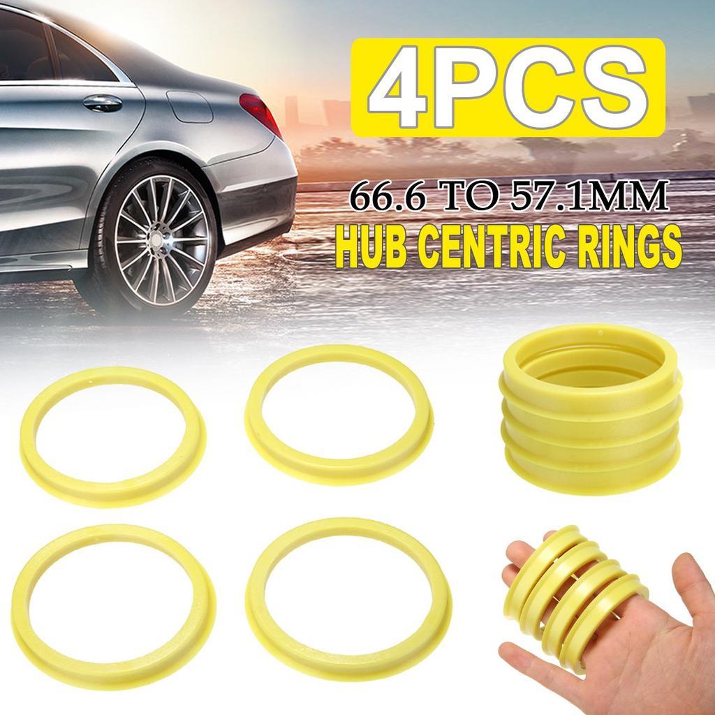 72.0-57.1 Alloy Wheel Spigot Rings for VW CC