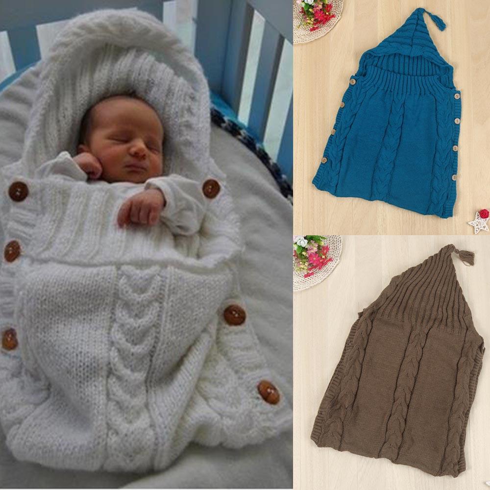 578c76396 Cute Baby Blanket Swaddle Sleeping Bag Kids Toddler Sleep Sack ...