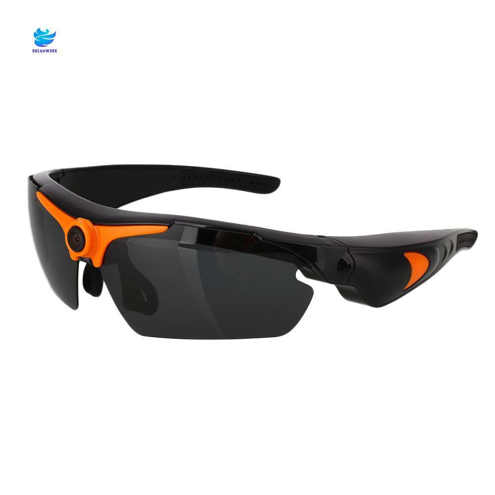 0c4088b8cb0 Sports Digital Spy Sunglasses Eyewear 720P Video Recorder Camera DVR ...