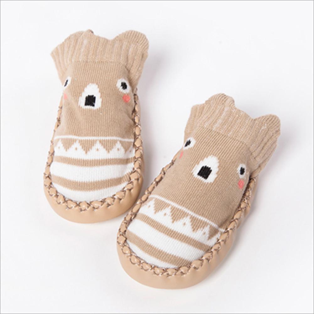 Baby Floor Socks Soft Sole Floor Shoes Toddlers Simple Anti-slip Floor Boots Hot