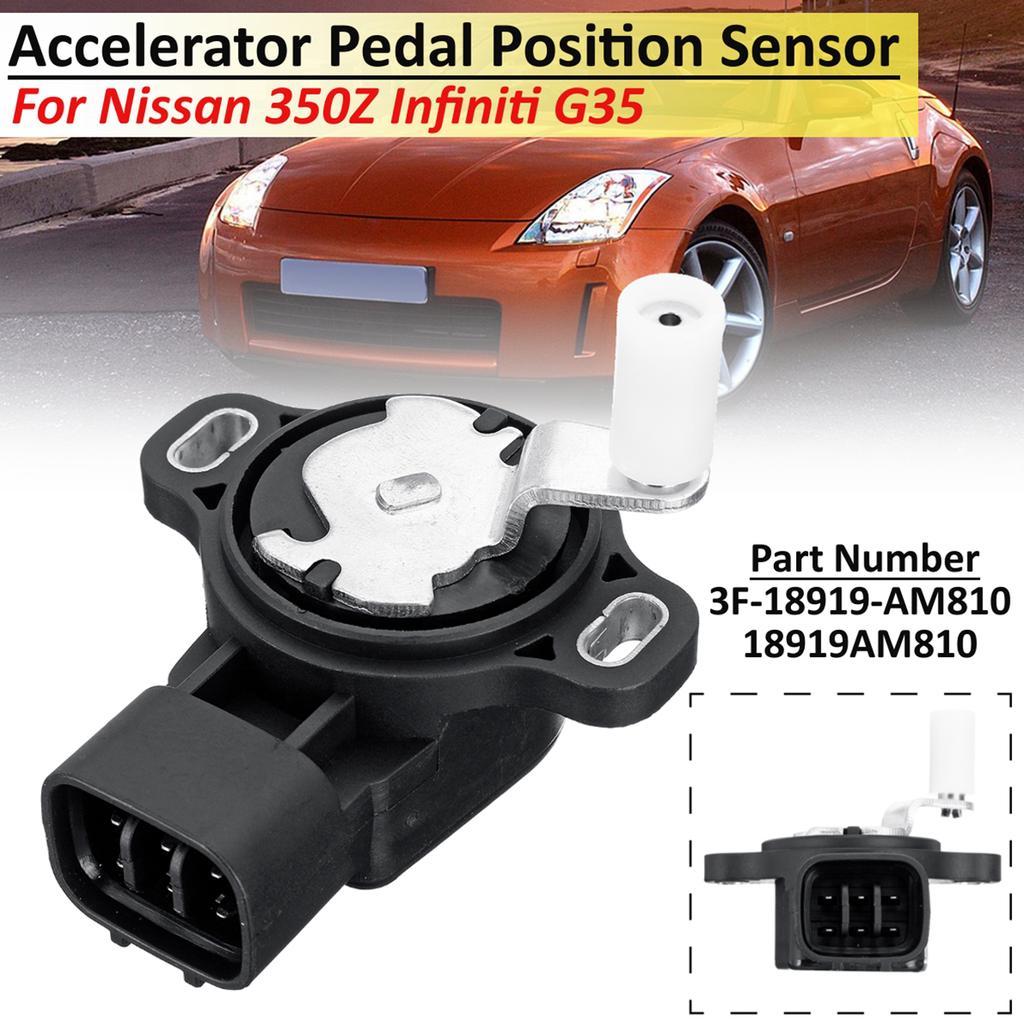 New 18919-AM810 Accelerator Pedal Postion Sensor for NISSAN 350Z Infiniti G35