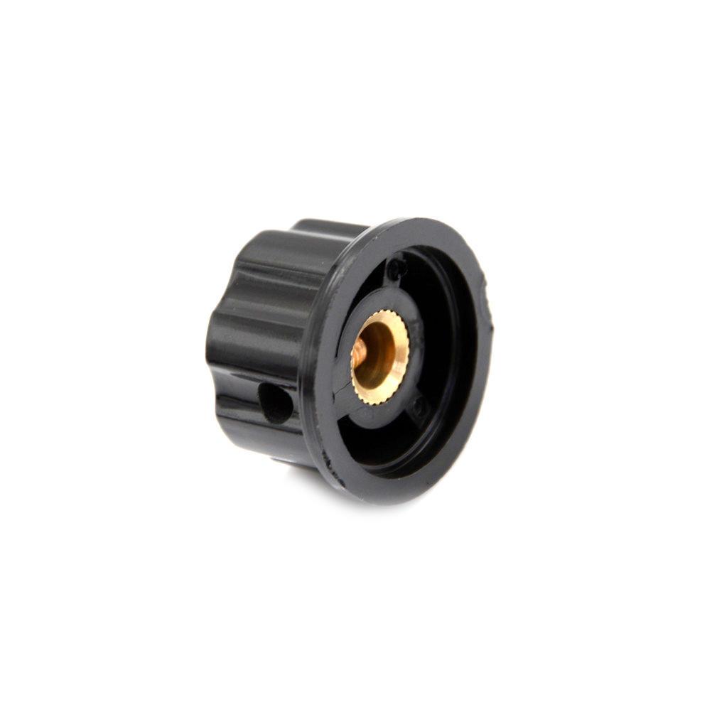 4PCS knob hat MF-A03 27*16MM Pot Knobs Bakelite Knob Potentiometer Knob Copper J