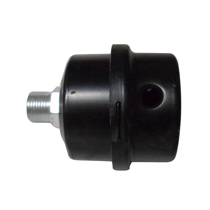 """Silenziatore del filtro silenziatore con filettatura PT da 1//2/""""per compressor CR"""