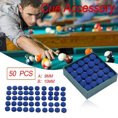 Kingus Billiard Snooker Cue Tips Suppressor Cue Tips Presser Shaping Billiard Accessories,11MM
