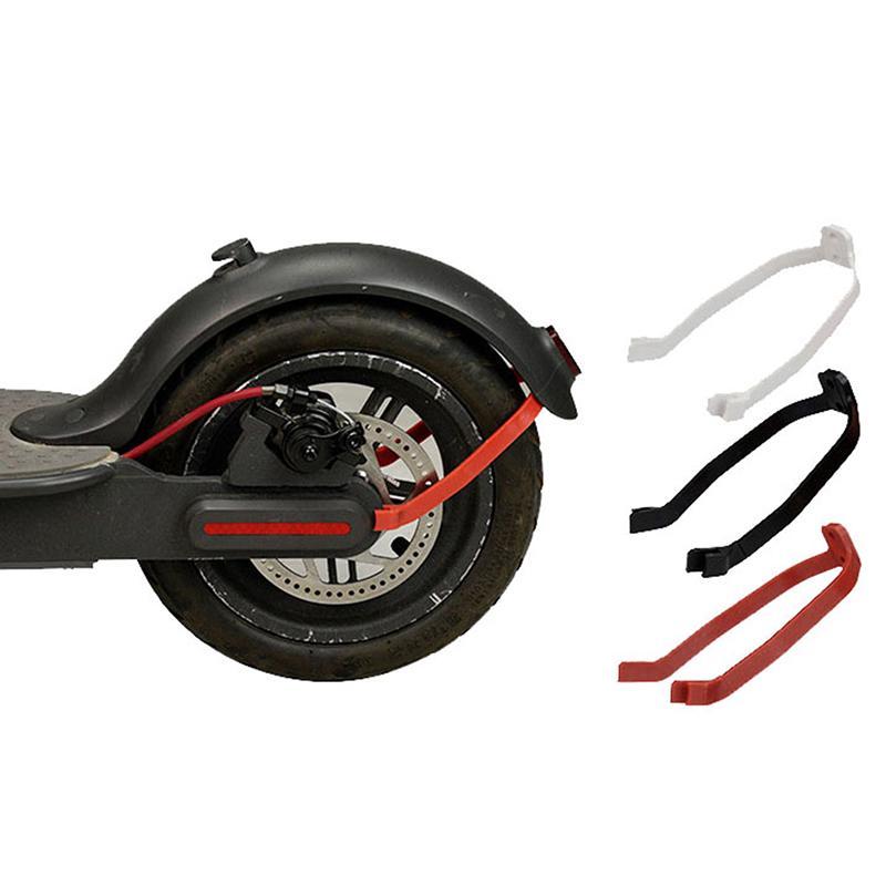 Für Xiaomi M365 /& M365 Pro Elektroroller Electric Scooter Back Pedals 2pcs//Set