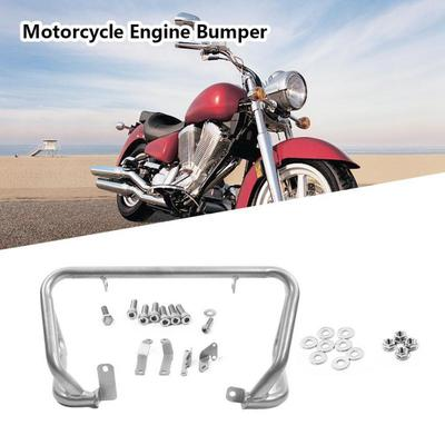 Motorcycle Electroplate Engine Bumper Guard Cover Tank Protector For Bmw G310gs G310r 2017-2018 Bumpers & Chassis