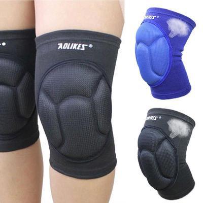 Football americano manicotto del ginocchio di evitare collisione per il dolore articolare e il rilievo di artrite WINOMO Supporti registrabili del ginocchio protettivi del ginocchio