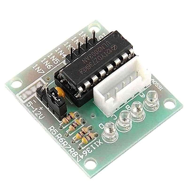 DC 5V Stepper Motor 28BYJ-48 ULN2003 Driver Test Module Board fit for Arduino