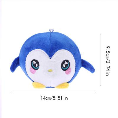 Decompression Squeeze Toys Plush Cartoon Penguin Ball Slow Rebound Stress Relief Buy At A Low Prices On Joom E Commerce Platform
