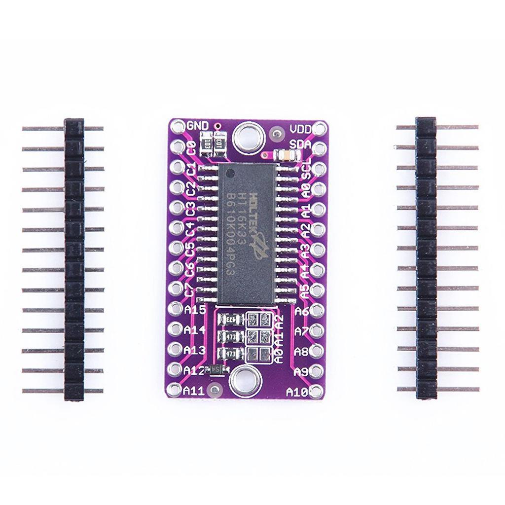 HT16K33 LED Dot Matrix Drive Control Module Board for Arduino Good