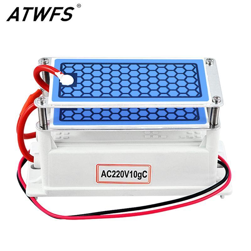 Генератор озона ATWFS 220В 10грамм для стерилизации воздуха и удаления запаха в помещении – купить по низким ценам в интернет-магазине Joom