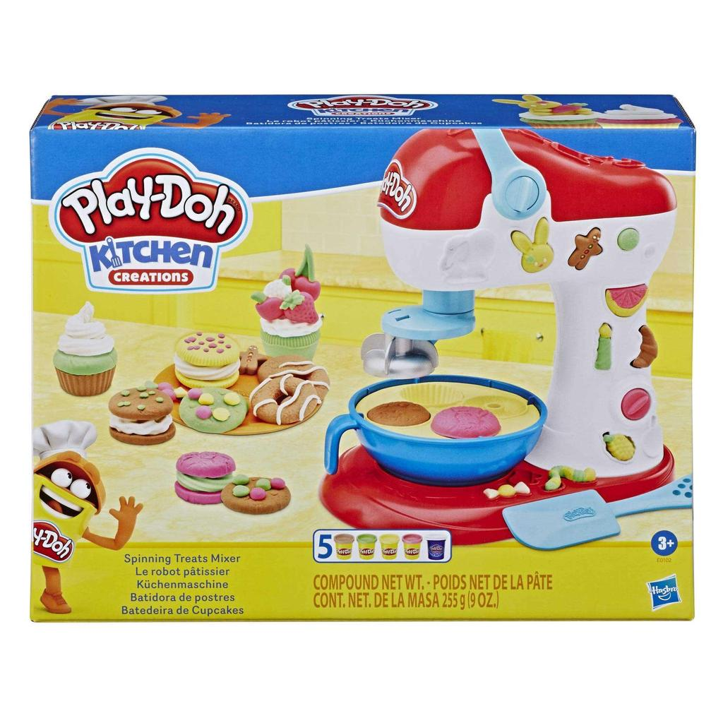 Buy Play Doh Modeling Clay The Hasbro Pastry Robot At Affordable Prices Price 30 Usd Free Shipping Real Reviews With Photos Joom