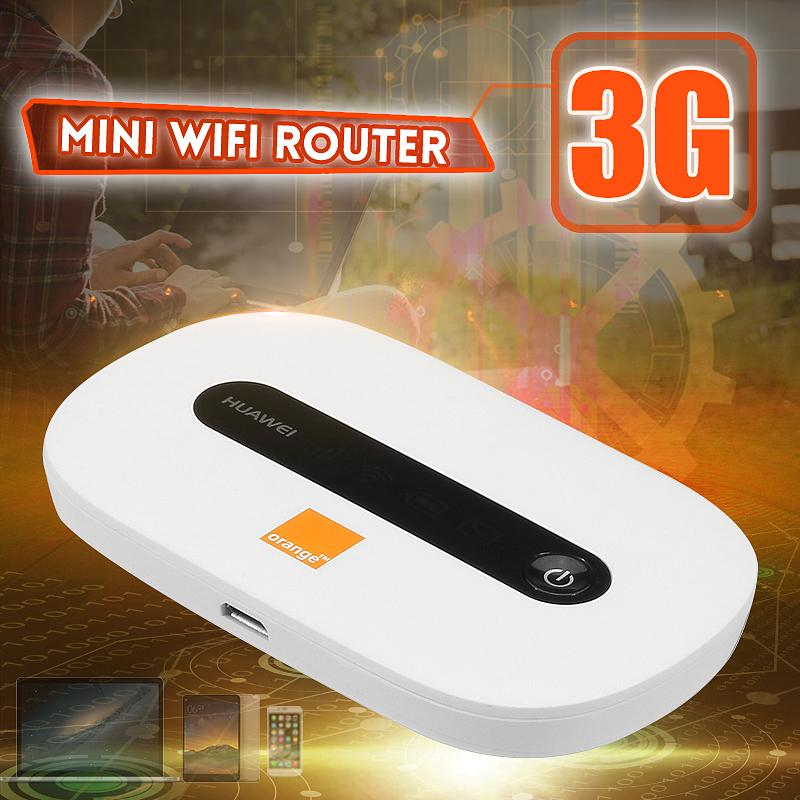 3G 150Mbps Wifi Router Mobile WiFi Hotspot Pocket Modem Booster Support 10  Devices pcs/Notebooks