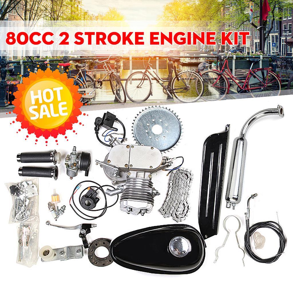 Embrayage Centrifuge Moteur 2 Temps 49cc 66cc 80cc Motorisé Vélo