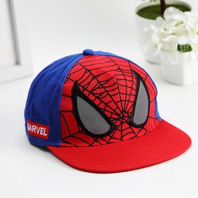Niños nuevos dibujos animados de Spiderman béisbol Gorras Snapback  ajustable deportes sombreros 898e43a7500