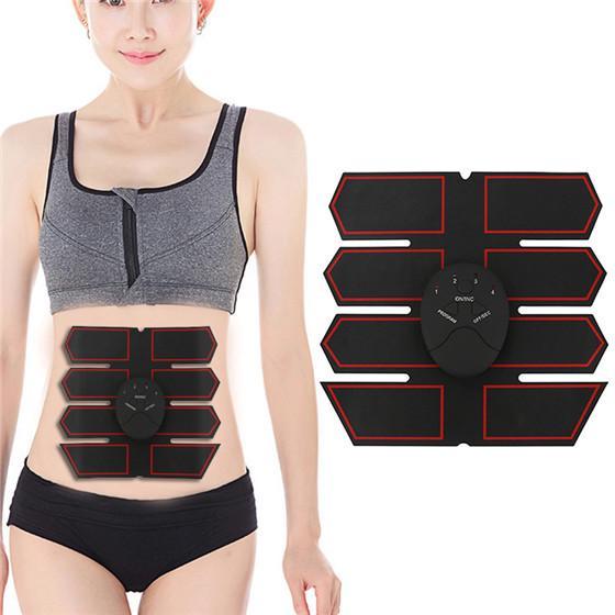 Брюшной Ultimate Slim ABS брюшные мышцы стимулятор шесть режимов смарт-электрические мышцы Джа электрические системы электрические расчеты программирование и оптимизация режимов