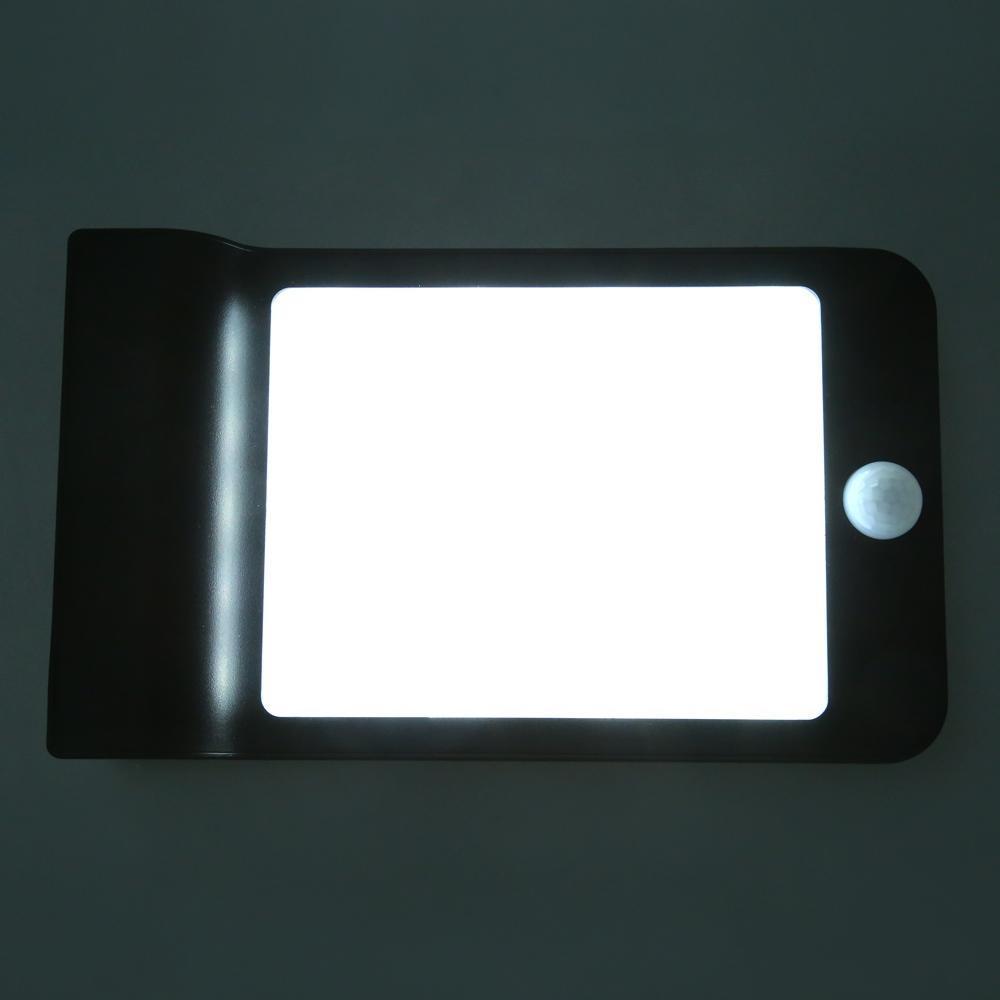 LED Solar Energie Körper Sensor Wandleuchte – günstig im Onlineshop ...