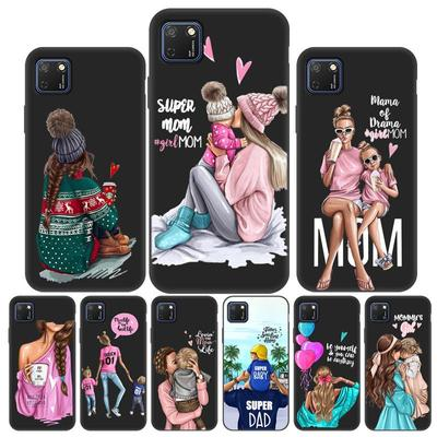 Phone Cases For Huawei Mate 20 Pro 20X 30 40 30Pro 40Pro P10 P20 P30 P Smart Soft Black Silicne Cute Patterns Phone Cover