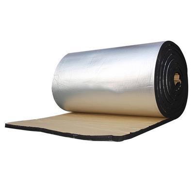 10mm Sound Deadener Car Heat Shield Insulation Noise Deadening Material Mat 50cm