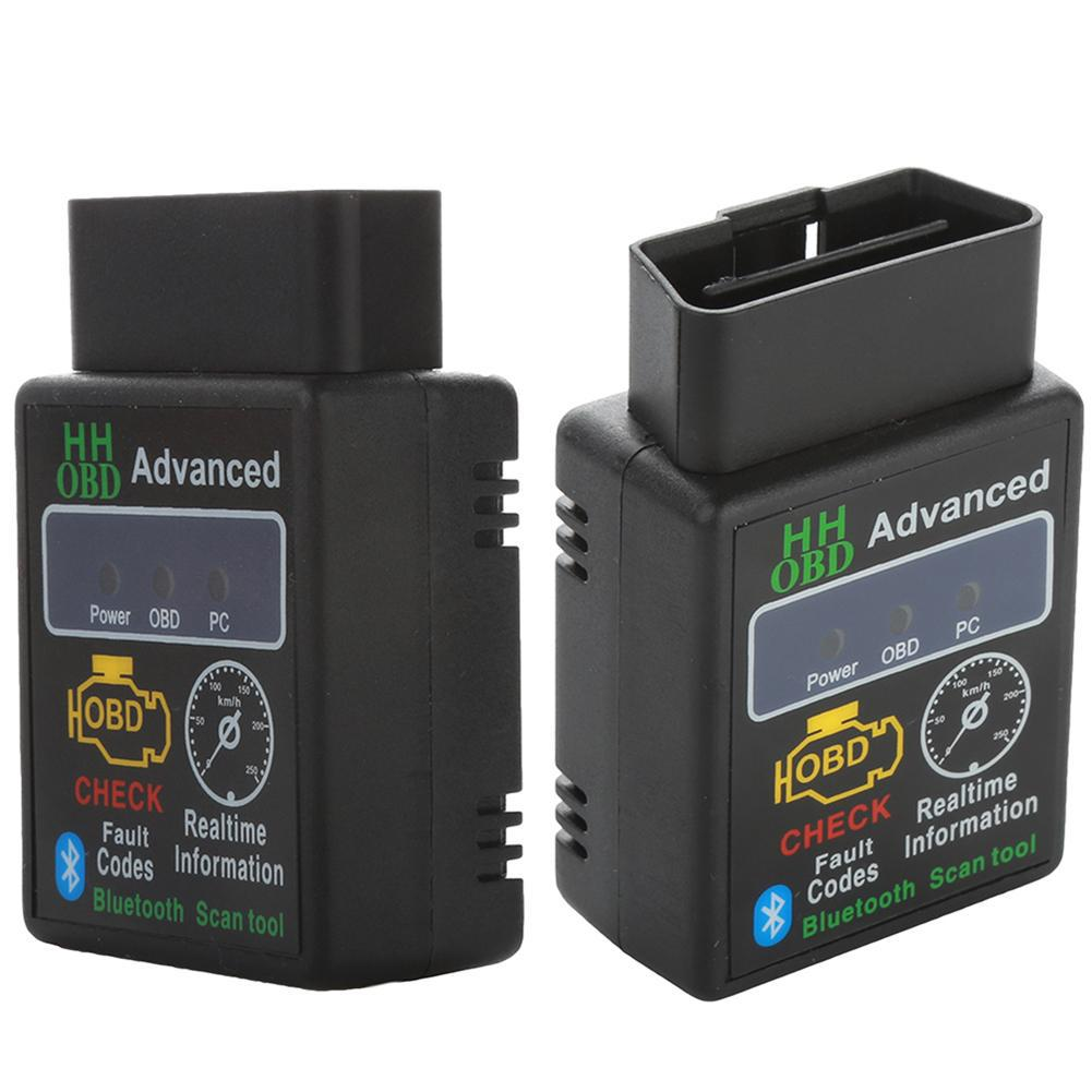 Мини-версия 2.1 HH БД 2 OBDII автомобиля авто Bluetooth диагностический интерфейс сканер инструмент – купить по низким ценам в интернет-магазине Joom
