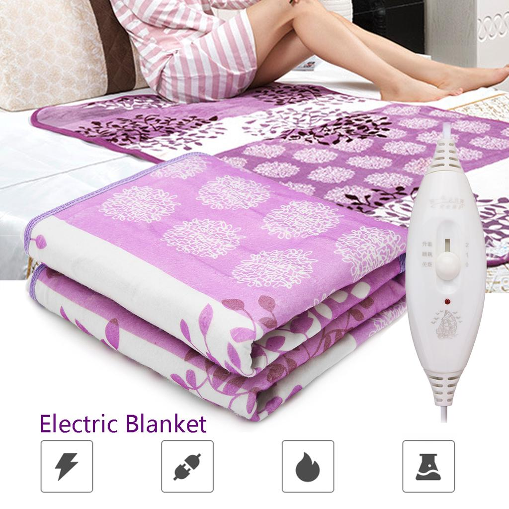 Electric Blanket Warm Heater for Body Manta Heated Blanket Carpets Heated Mat