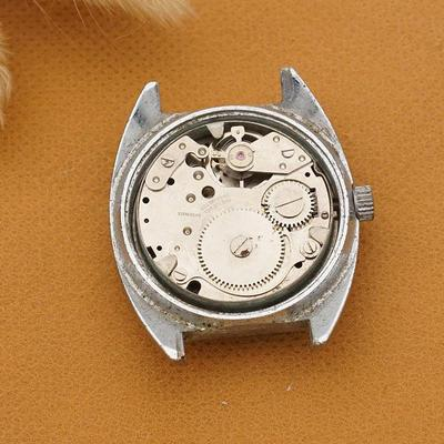 Scrapped Watch Mechanical Movement For Diy Watch Assembly Exercises
