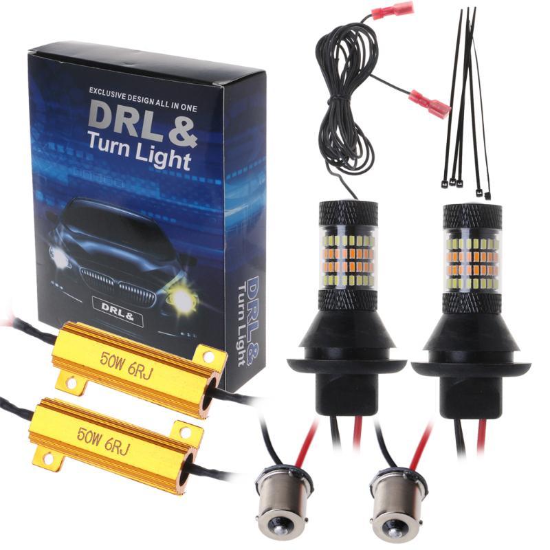 SODIAL LED Car Lamp 1 White H7 12V 102 SMD LED Headlight Car Lamp Bulb Light Lamp R