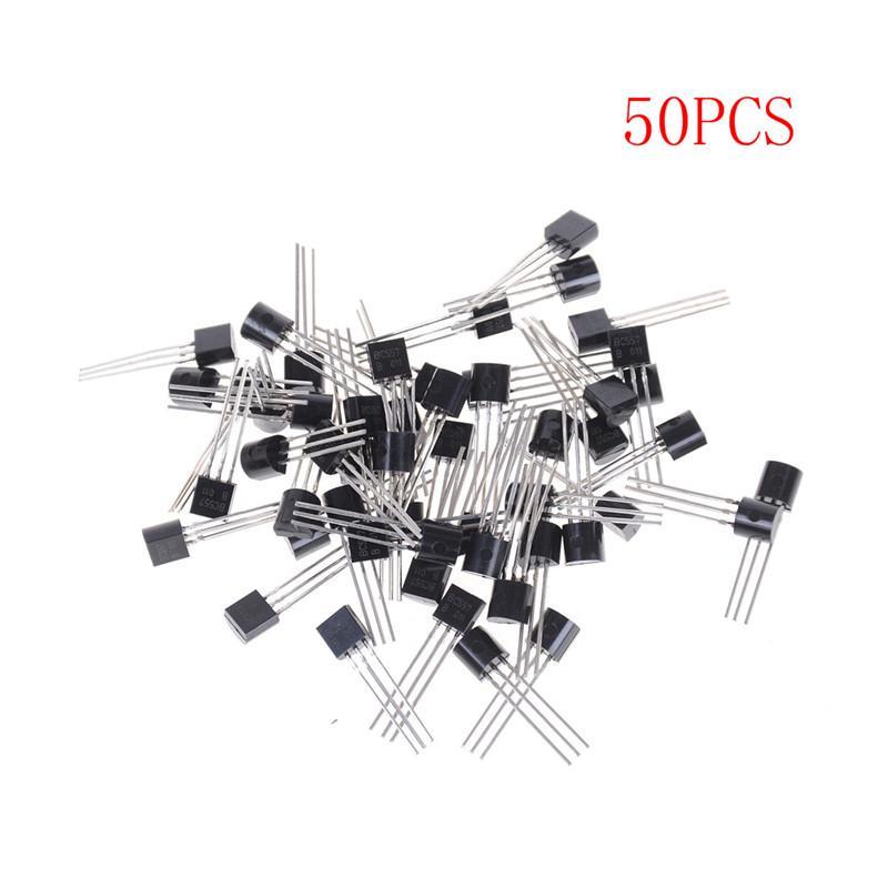 Transistors 20pcs New BC557B BC557 PNP Transistor TO-92 New CA