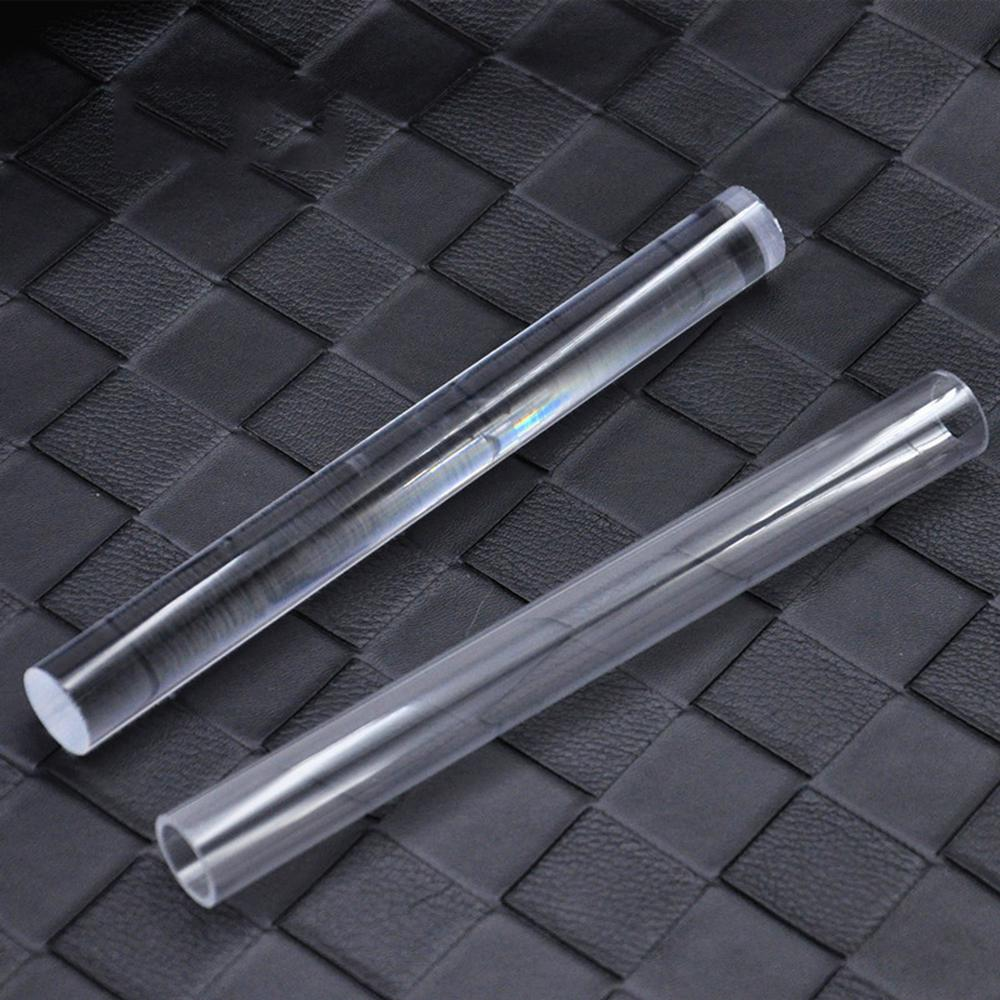 Acrylic Solid Clay Roller Rolling Pin Fondant Baking Pastry Polymer Clay Cooking