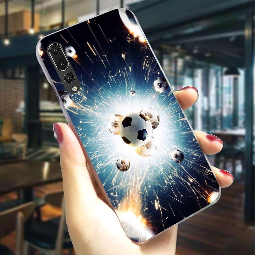 Football Soccer Life Phone Cover For Huawei P20 Lite 2018 Case P10 20 30 Lite Pro P Z Smart Hard-buy at a low prices on Joom e-commerce platform