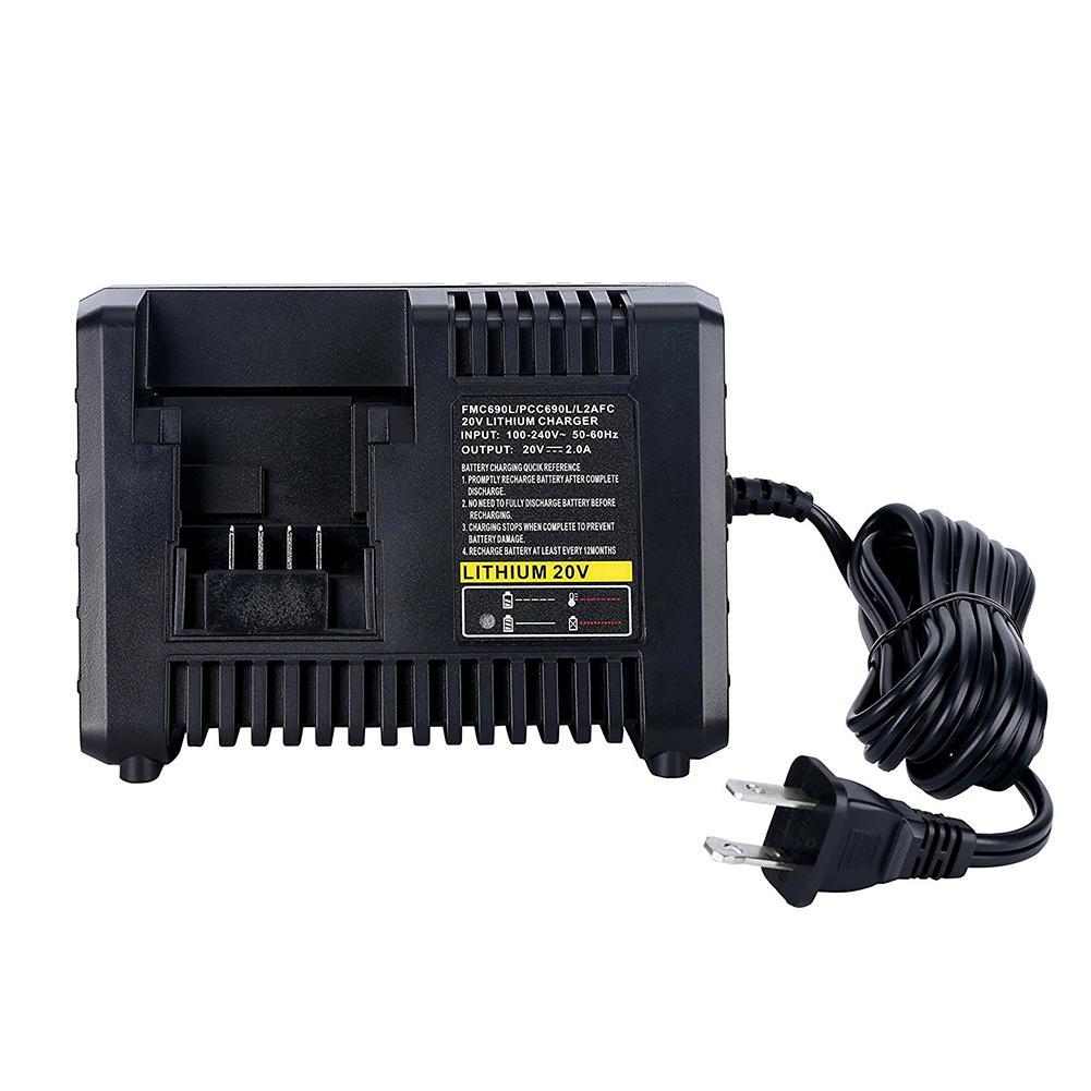 Powery Charger for battery Hitachi ref.//type EB1414S 7,2V-18V