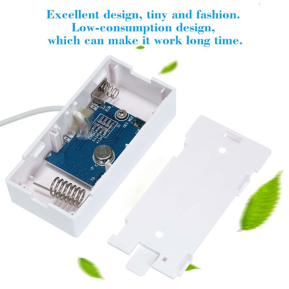 Lasamot Capteur de Fuite deau sans Fil eWeLink 433 MHz Fuites deau D/étecteur dintrusion Alerte Alarme de d/ébordement de Niveau deau pour syst/ème dalarme de s/écurit/é pour la Maison