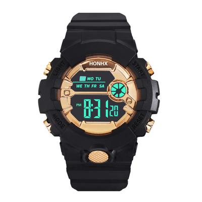 Children's Watch Multi-Functional Colorful Waterproof Student Electronic Watch
