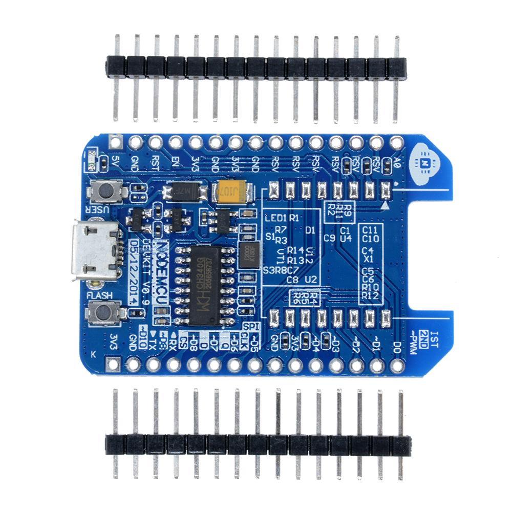 ESP-12E 12F ESP-12S WeMos D1 Nodemcu CH340 WiFi Development Board Shield Adapter