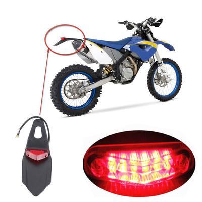 Bright Dirt Bike Motocross Off Road Led Bulb Brake Stop Lamp
