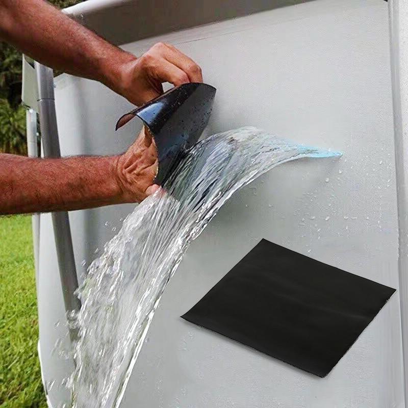 Супер водонепроницаемый утечка Доказательство печать Ремонт ленты производительность от волокна фиксации ленты фото