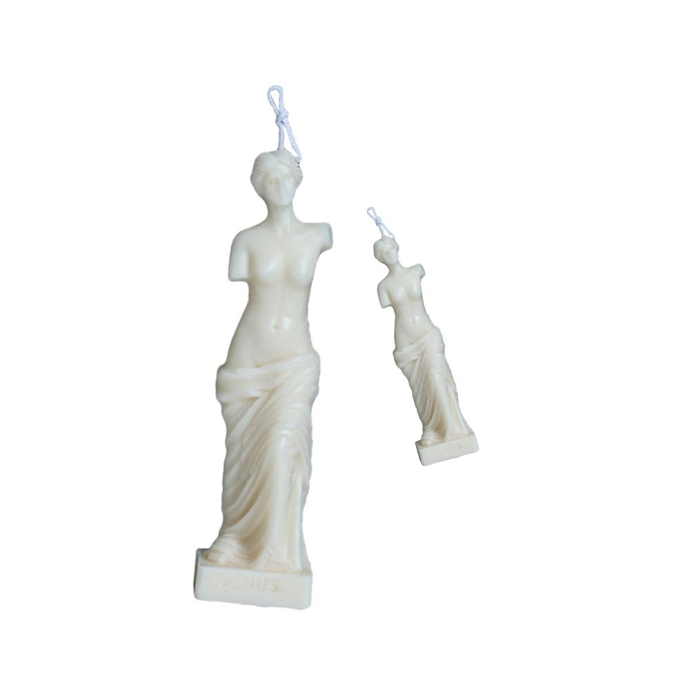 Color : 1 Qrenal 3D David Great Artist Statue Silicone Candle Mold Male Fun Human Organs Body Shape DIY Mold Venus Fragrance Candle Making Mould