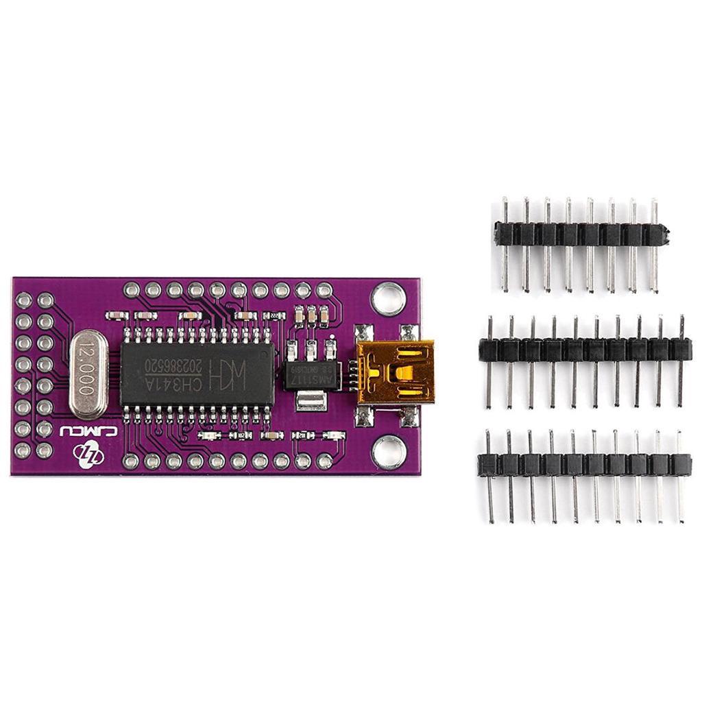 Bus transfer module 1pcs ch341a USB programmable RS232 RS485 rs422