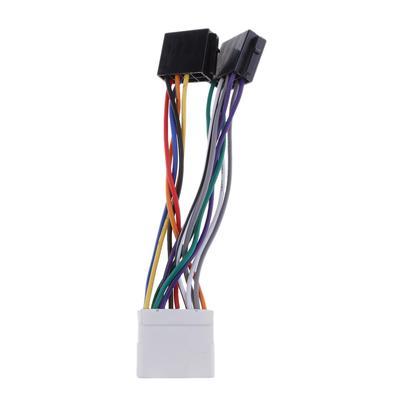 PIONEER AVH-X3700DAB Car Radio Stereo 16 Pin Power Wiring Harness Loom ISO Lead