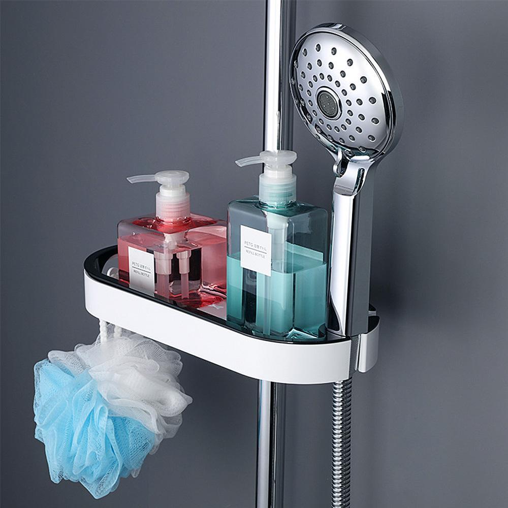 Bathroom Tray Stand Storage Rack Anti, Bathroom Tray Organizer