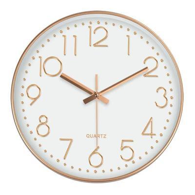 Wall Clock Living Room Nordic Clock Fashion Quartz Clock Mute Home Wall Clock Modern Minimalist Atmosphere Wall Watch