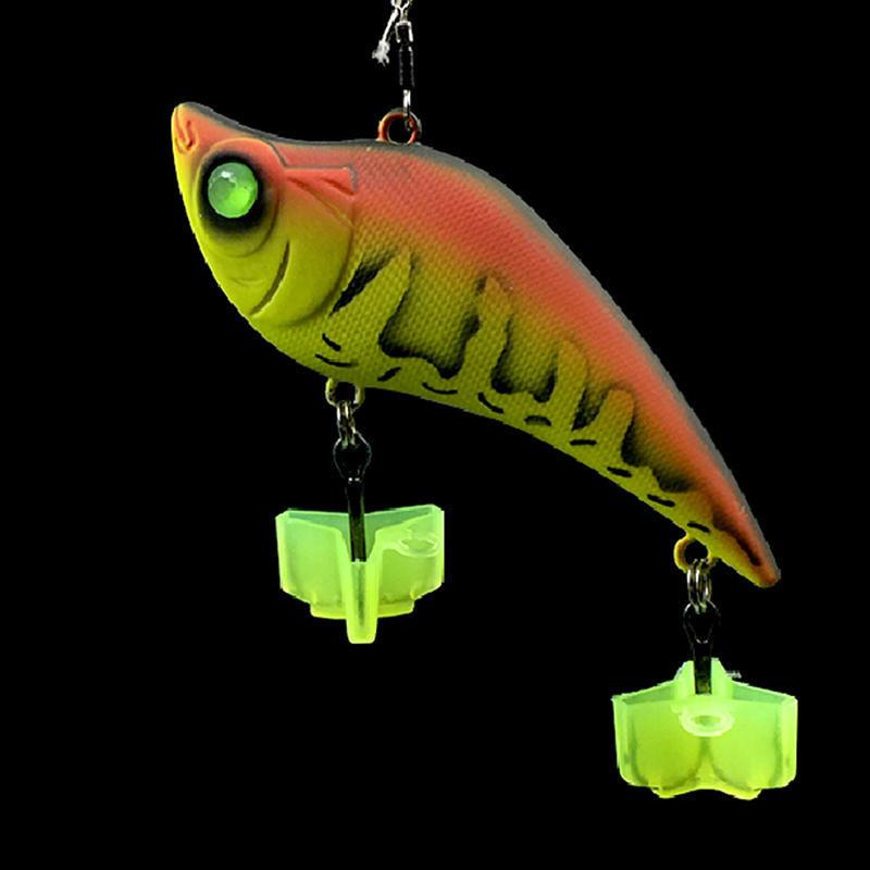 Pack of 50pcs Fishing Treble Hooks Safty Protector Cover for Fishing Hooks