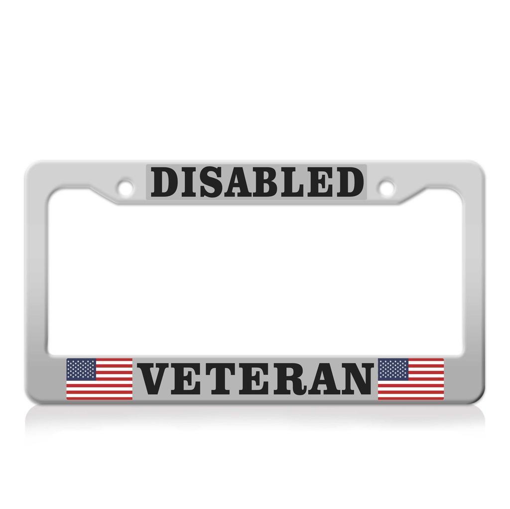 Desactivar a Auto veterano licencia marco coche decoración etiqueta ...