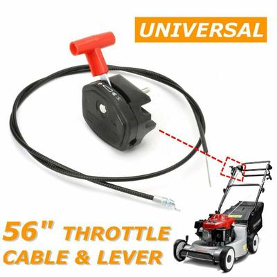 Lawnmower Throttle Cable Suitable for Most mowers 72 in Length